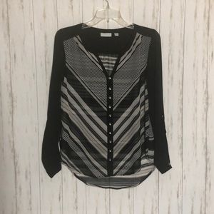 New York & Company Size XS Blouse